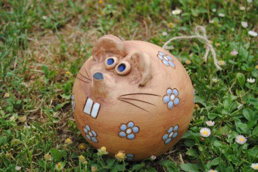 Myš zahradní (větší)