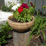 Zahradní květináč